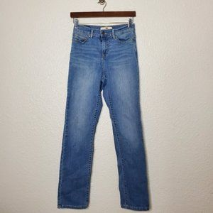Levi's Perfectly Slimming 512 Straight Leg Jeans